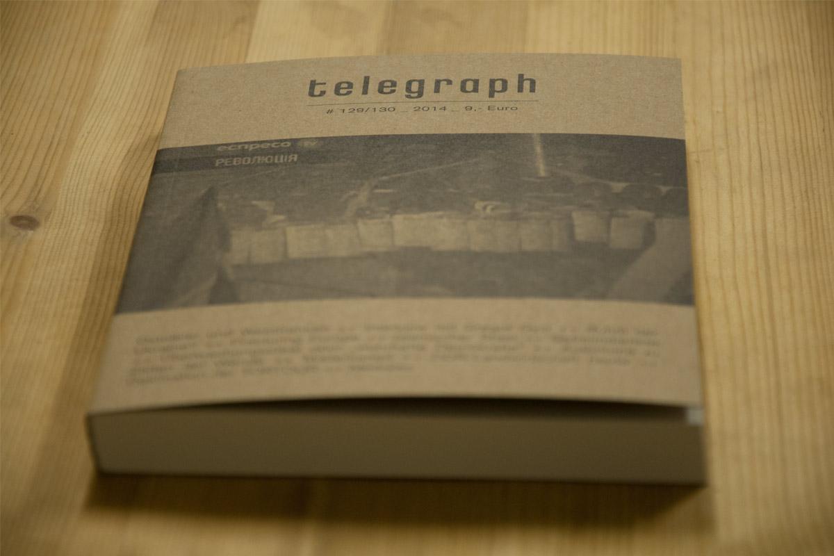 telegraph Nr. 129/130