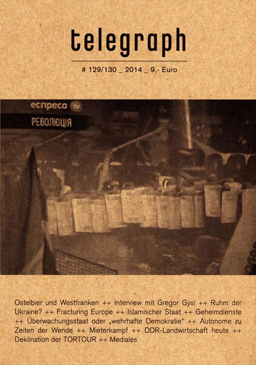 telegraph #129/130