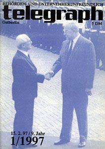 telegraph #1 _ 1997
