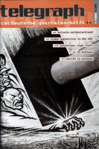 Zeitschrift telegraph 1/98: Kolonie Ostdeutschland