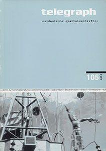 telegraph #105 _ 2002 Schwerpunkt: Krieg + Frieden