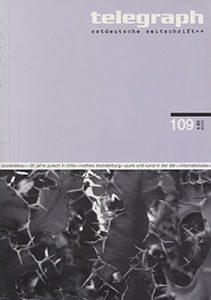 telegraph #109 _ 2003