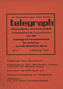 telegraph 3/1990 (#13) 06.02.1990