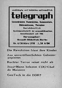 telegraph 6/1990 (#16) 30.03.1990