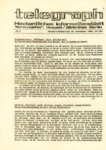 telegraph 9/1989 (#09) 29.11.1989