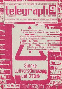 telegraph 09/1990, vom 14. Mai