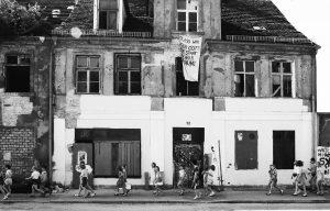 Besetztes Haus Gutenbergstr. 22, in Potsdam