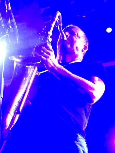 Mats Gustafsson (Foto. Uta Baatz)