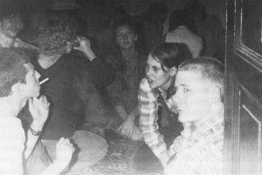 Der Anarchistische Arbeitskreis Wolfspelz, Quelle: telegraph 4/1992