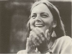 Judith Braband, Foto aus telgraph 1/2 1992