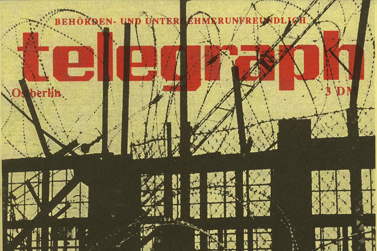 Titel telegraph 7/92 thumb