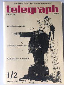 telegraph 1/2 1992